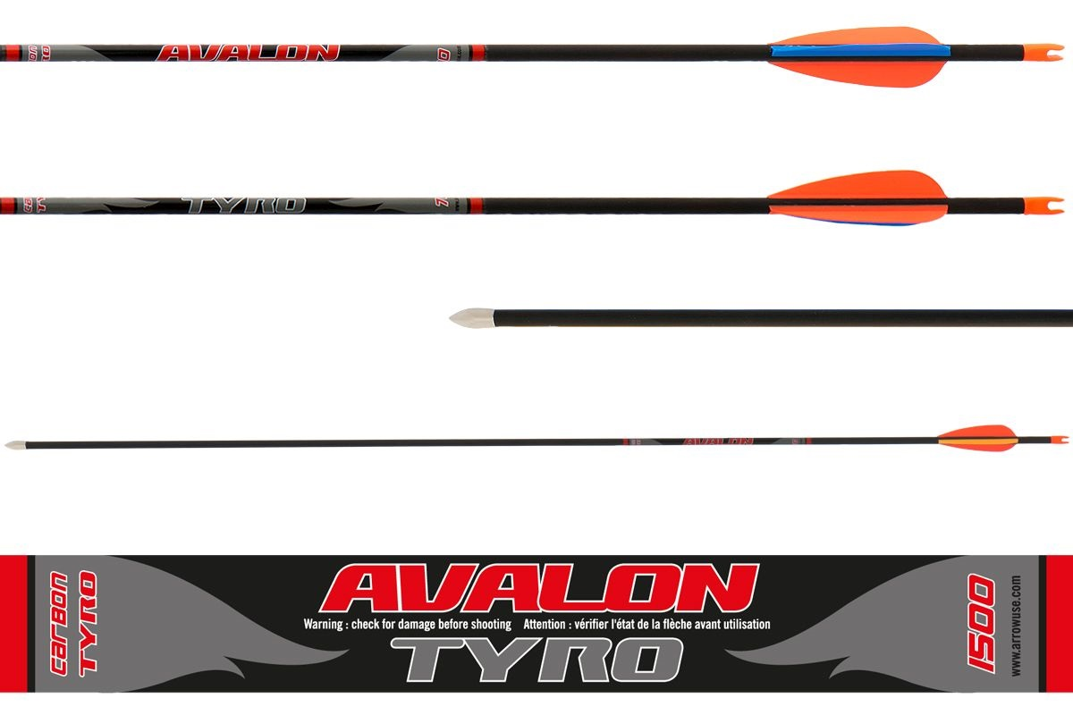 ŠÍP CARBON AVALON TYRO 4.2